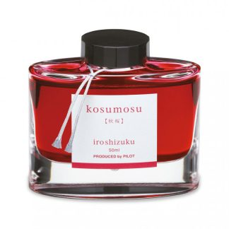 PILOT Iroshizuku, Kosumosu (50 ml bottled ink, pink)