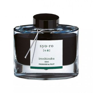 PILOT Iroshizuku, Syo-Ro (50 ml bottled ink, green)