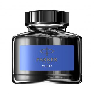 Parker Quink Washable Blue (57 ml bottled ink, blue)