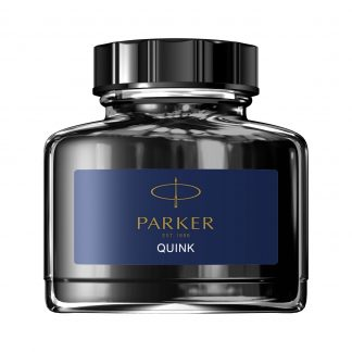Parker Quink Blue-Black (57 ml bottled ink, blue)