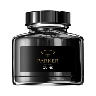 Parker Quink Black (57 ml bottled ink, black)