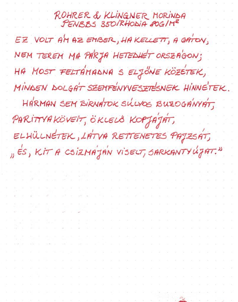 Rohrer and Klingner Morinda - Writing sample 002