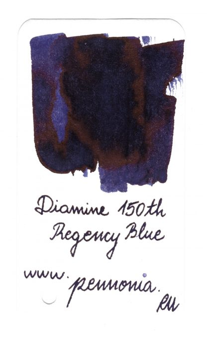 Diamine 150 Regency Blue