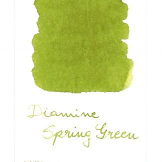 Diamine Spring Green swatch