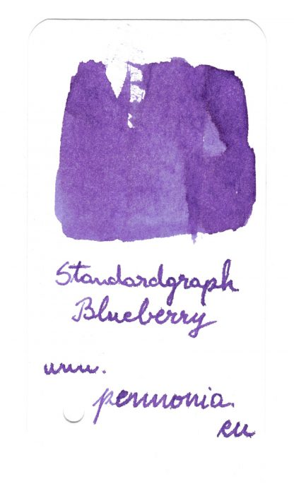 Standardgraph Blueberry