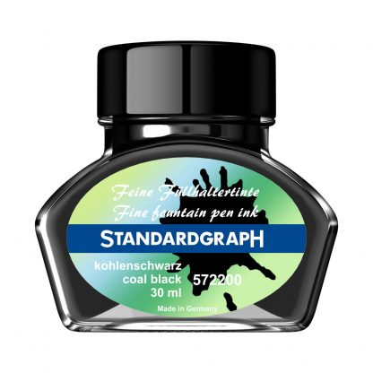 Standardgraph Coal Black 30 ml