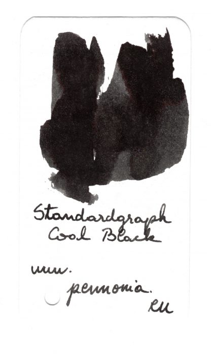 Standardgraph Coal Black