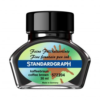 Standardgraph Coffee Brown 30 ml