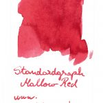 Standardgraph Mallow Red