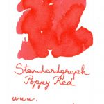 Standardgraph Poppy Red