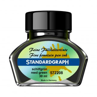 Standardgraph Reed Green 30 ml
