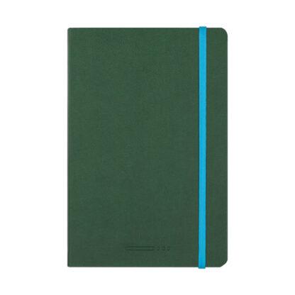 Endless Recorder Green Plain Front