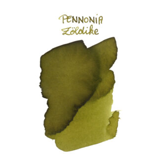 Pennonia Zoldike Ink Swatch