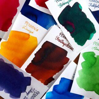 Pennonia Töltőtolltinta - Handmade Inks